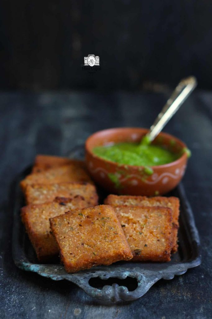 Gluten Free Masoor Dal Cutlet Recipe is a satiating party appetizer or teatime snack with crisp exterior and soft kebab like texture underneath. Find recipe