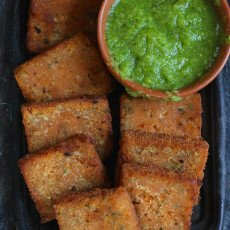 Masoor Dal Cutlet Recipe