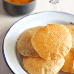 How to make perfect Puri is no secret mantra, all it requires is bit of practice. Learn here step by step how to make perfectly puffed up soft poori at home