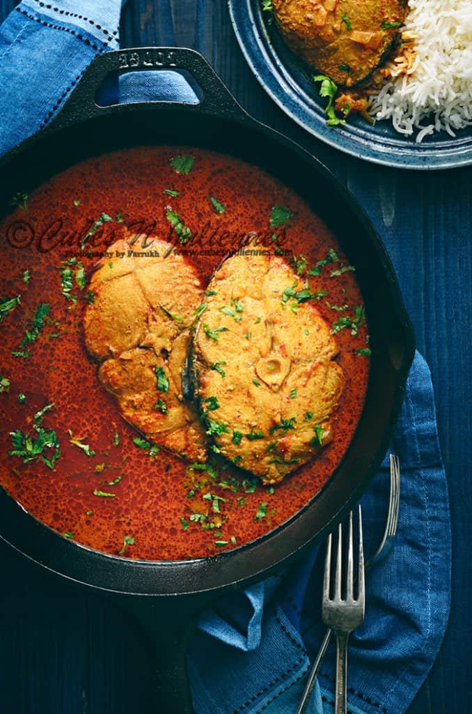 Fish Ambat Tikhat Recipe