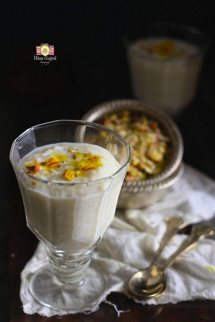 Diwali Special Kheer Recipe