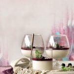 Vanilla Panna Cotta Recipe with Berry Compote