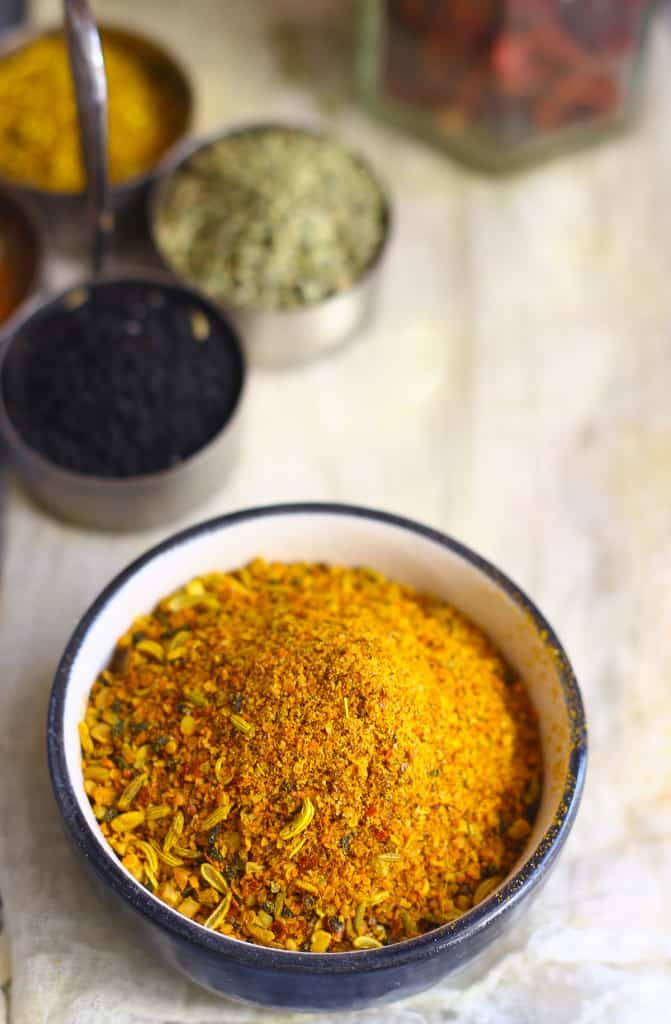 Achaar ka Masala is a must have condiment if you are addicted to Indian pickles.