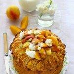 Fresh Apricot Cake Recipe