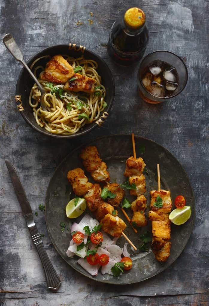 If you've got a bbq coming up or are just looking for an excuse to fire up the grill, try this Fish Tikka Recipe. Find Fish Tikka Recipe