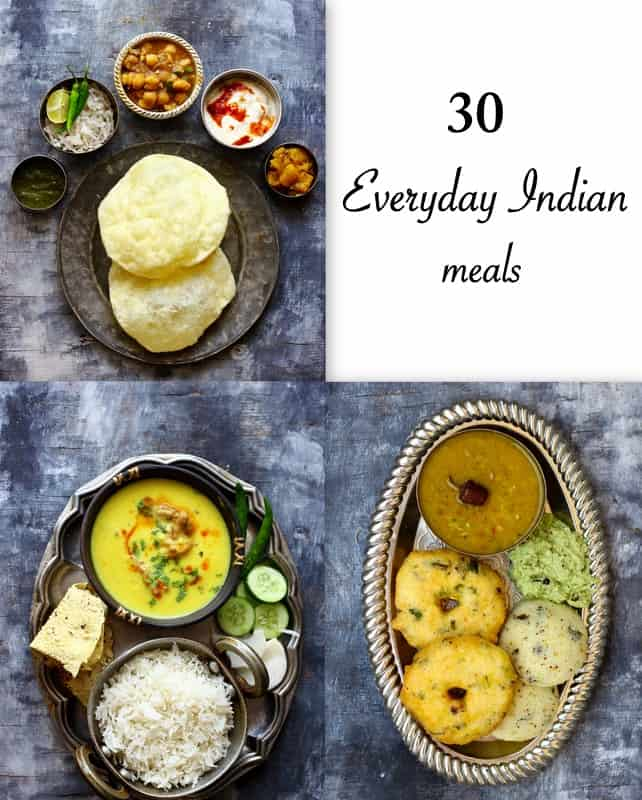 Everyday Indian Meals