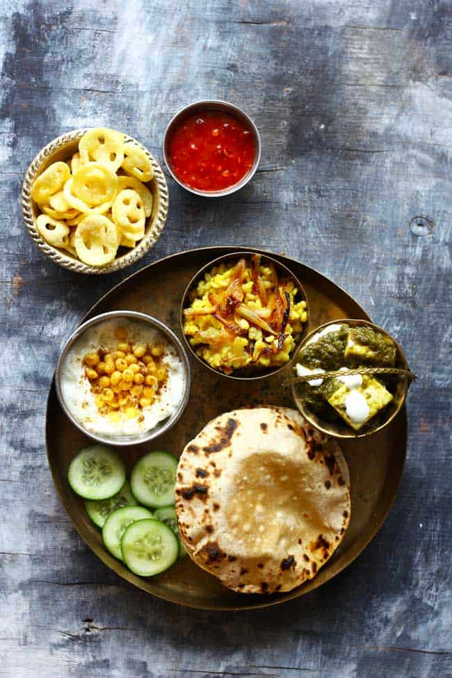 30 Everyday Indian Meals