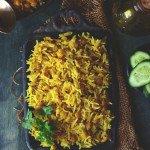 how to make chana dal rice