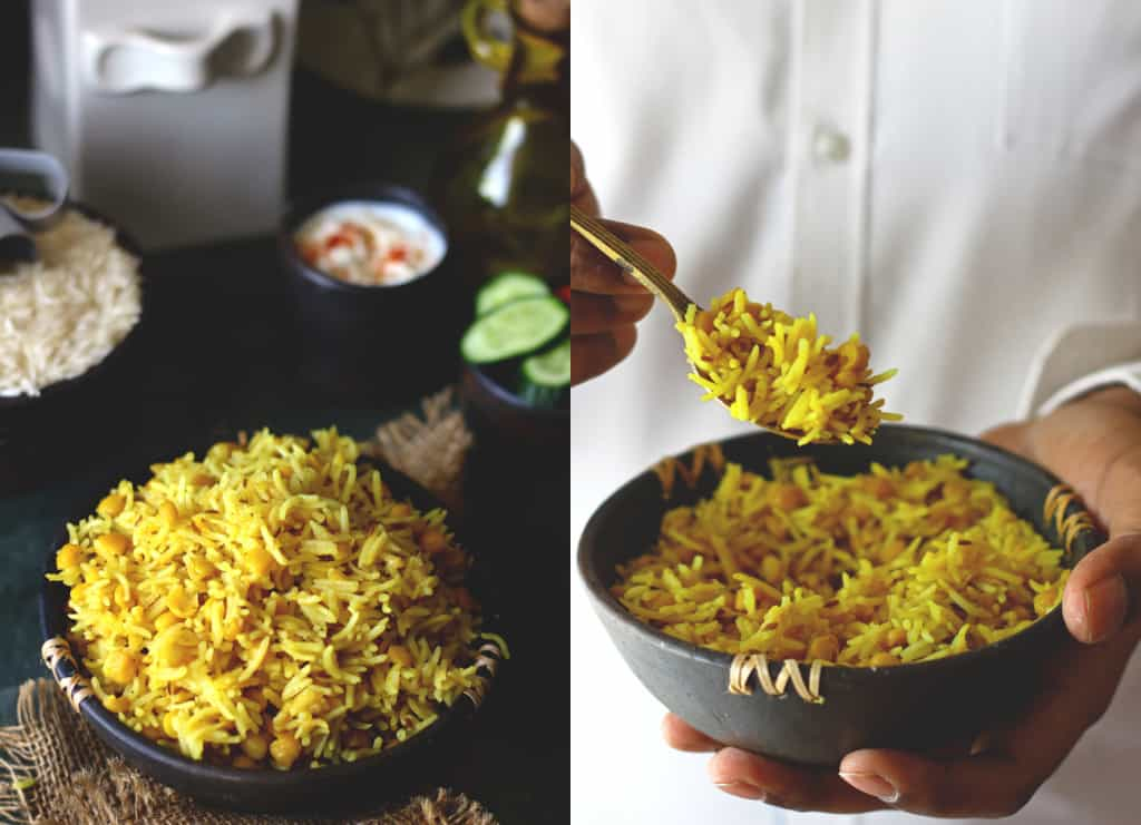 Chana Dal Pulao is a traditional Punjabi Cuisine Recipe. So simple to make and 100% gluten-free.
