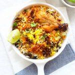 How to Make Leftover Chicken Biryani