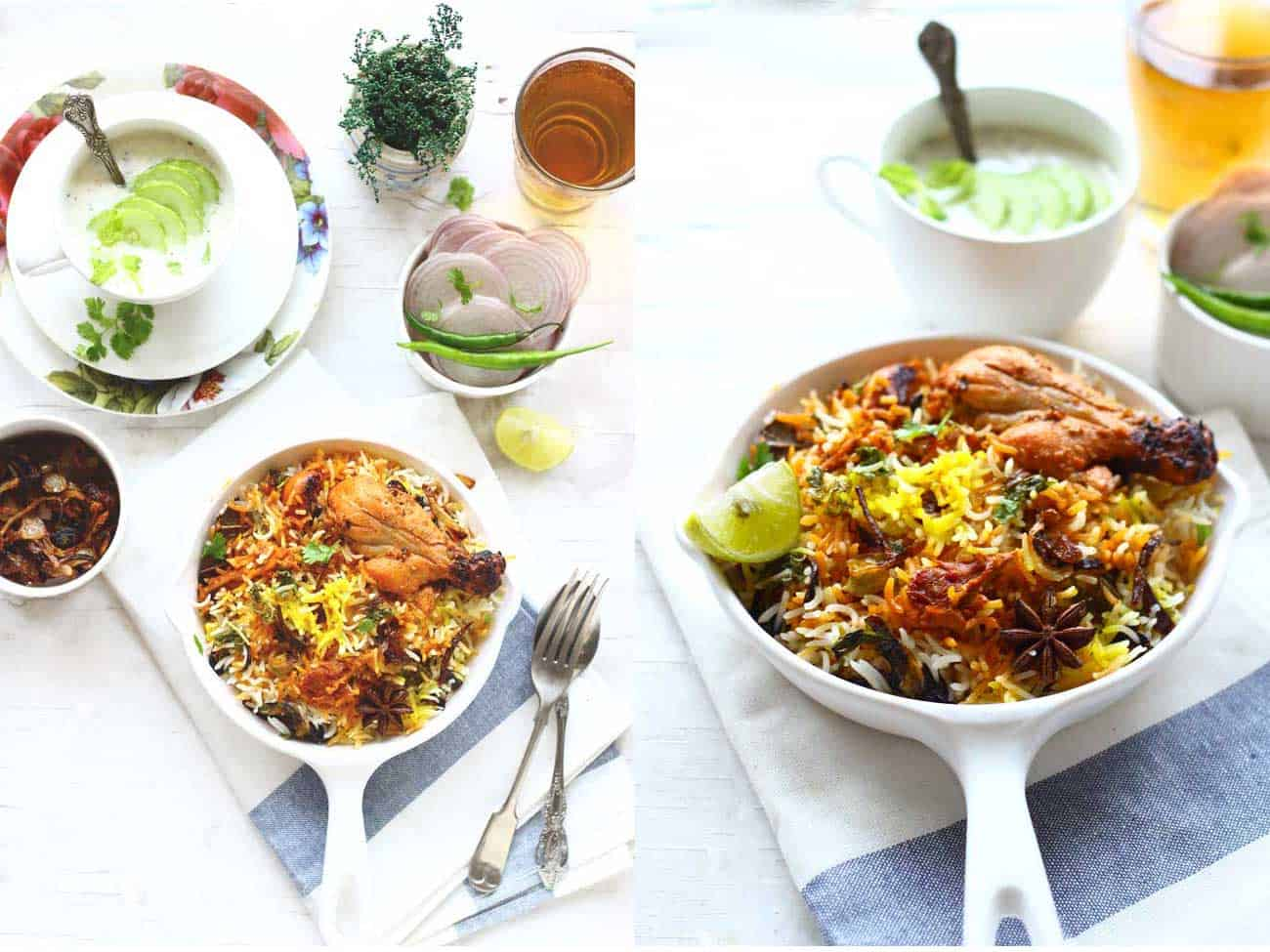 How to make leftover chicken biryani fun food and frolic who doesnt love a good delicious homemade chicken biryani for lunch learn forumfinder Image collections