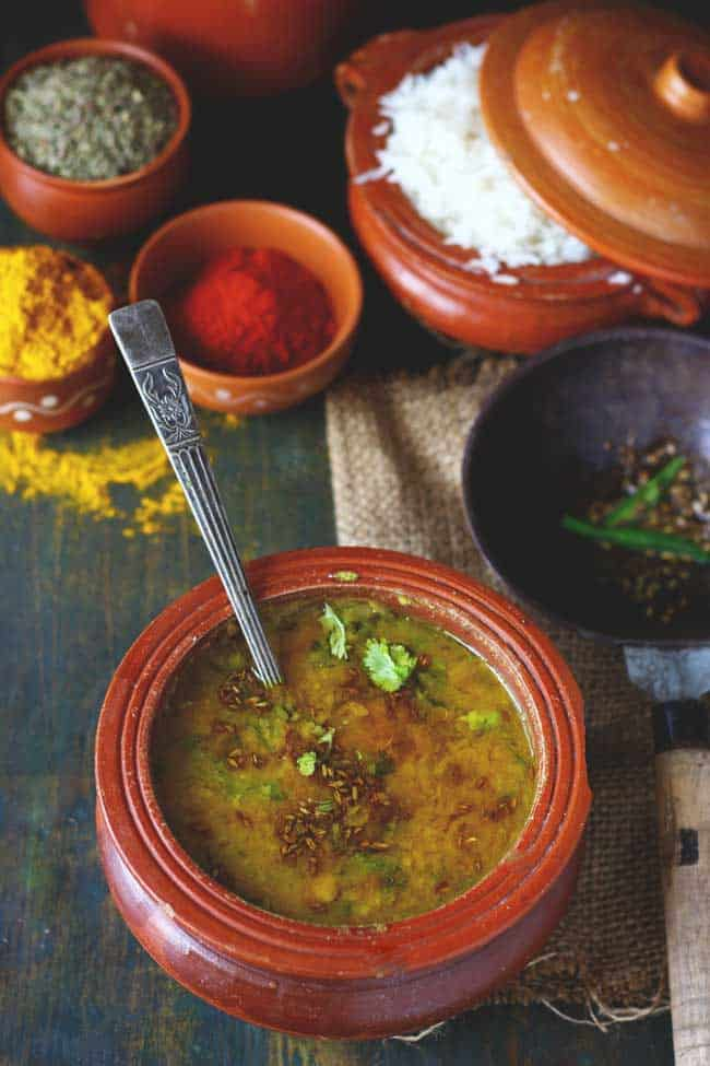 how to make arhar dal bengali style