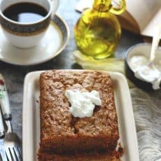 perfect for the gloomy Nov evenings Eggless Banana Loaf Cake (Video Recipe)