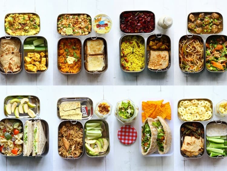 Looking for every day packed lunch ideas for work? We have got you covered with these 16 Best Packed Lunch Ideas.