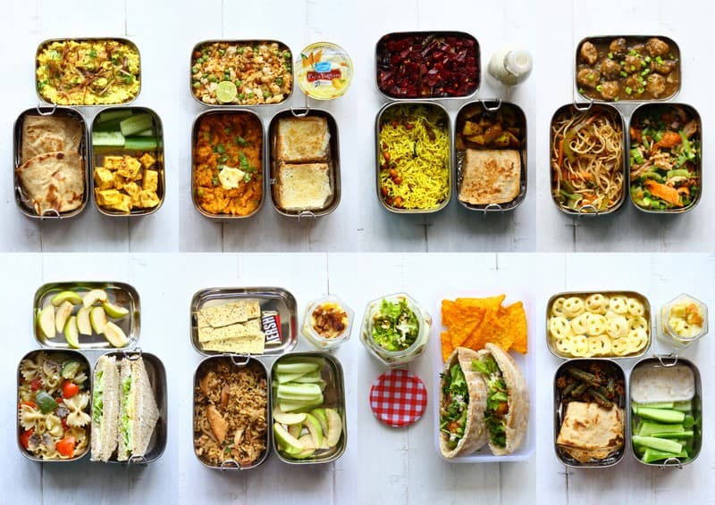 16 Best Packed Lunch Ideas for Work - Fun FOOD Frolic