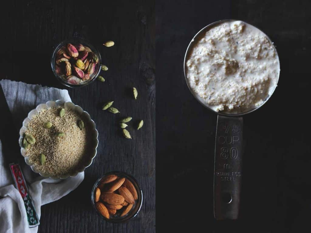 Have you ever tried Khas Khas Doodh? It is a golden winter bliss prepared with white poppy seed, almonds, and milk. Find recipe of Punjabi Khas Khas Doodh