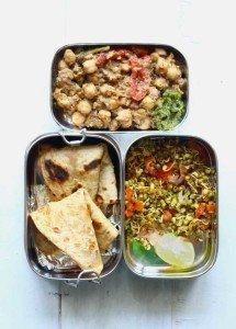 Chana Masala, Sprout Salad