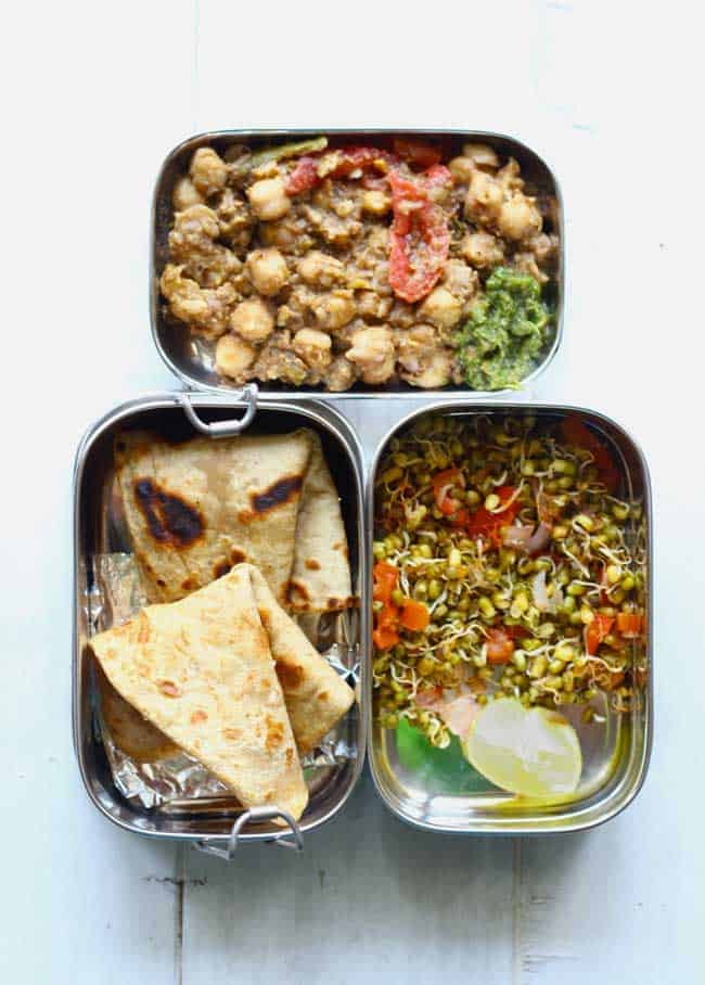 Indian Style Lunchbox Ideas For Office