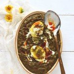 Palak Anda Curry Recipe (Spinach and Egg Curry)