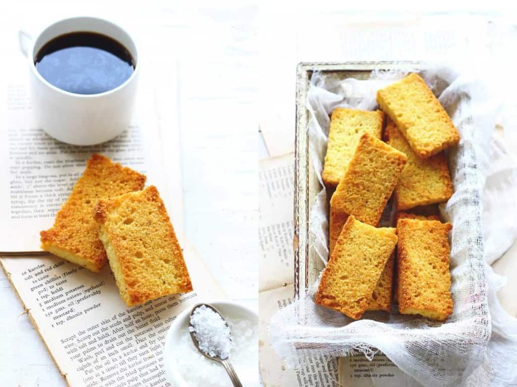 Cake Rusks are simplistic, tasty, cookies you can find almost everywhere in different parts of the country. Find how to make Cake Rusk in few simple steps