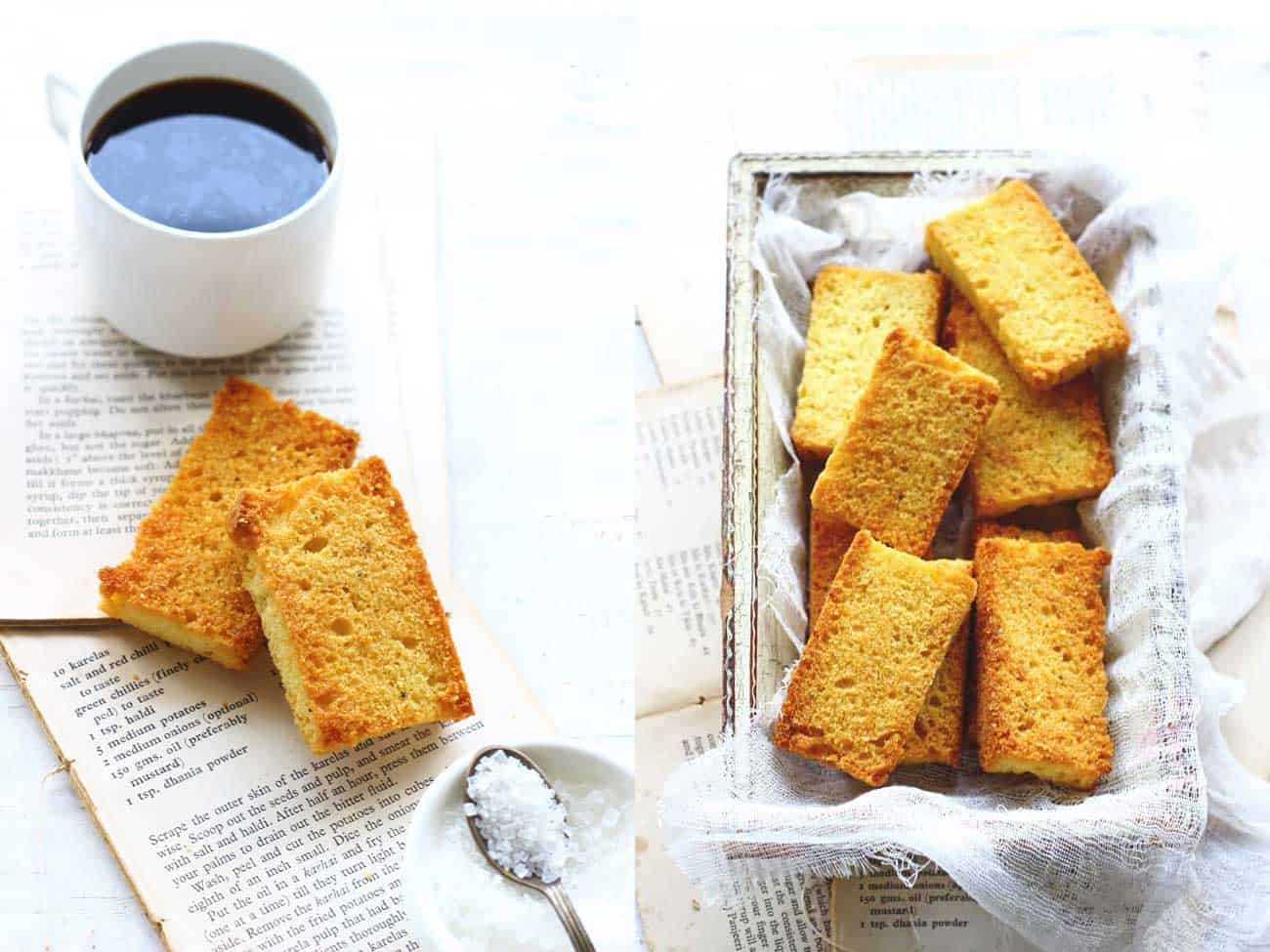 how to make cake rusk