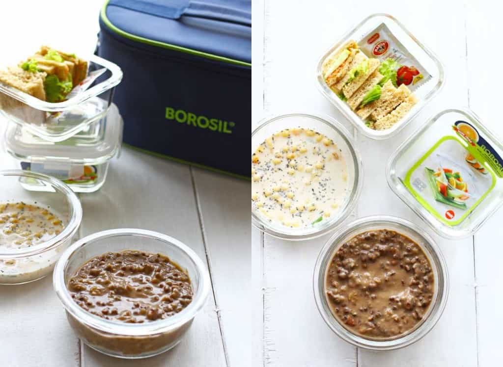 Borosil Lunch Box