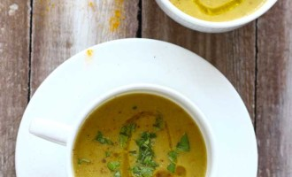 Mulligatawny Soup is an English soup recipe with origins in Indian cuisine. Find how to make perfect Mulligatawny Soup in few simple steps