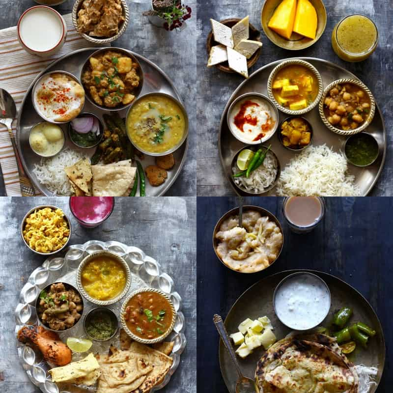 Story of my Indian Plate