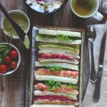Teatime Sandwich Recipe, How to make Teatime Sandwich