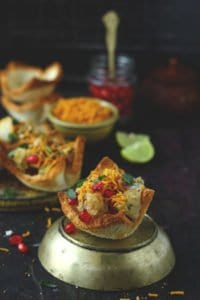 Have you ever think of making basket chaat using bread? If not yet, then try this step by step bread basket chaat recipe.