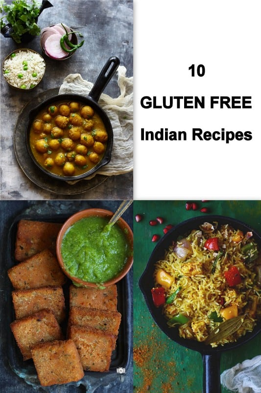 Gluten Free Indian Recipes