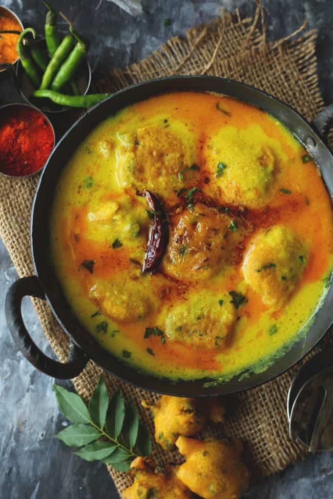 How to make Punjabi Kadhi