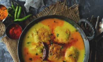 Kadhi Pakora is an ultimate definition of homemade comfort food. Find how to make Punjabi Kadhi Pakora in few simple steps