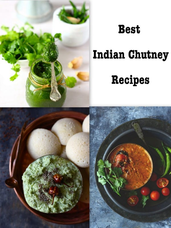 Indian Chutney Recipes
