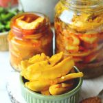 Instant Mango Pickle is a delectable mango pickle recipe that is ready to eat in less than an hour. Find how to make an Instant Mango Pickle