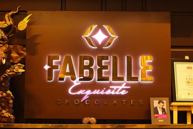 Fabelle Chocolates 'As You Name It'