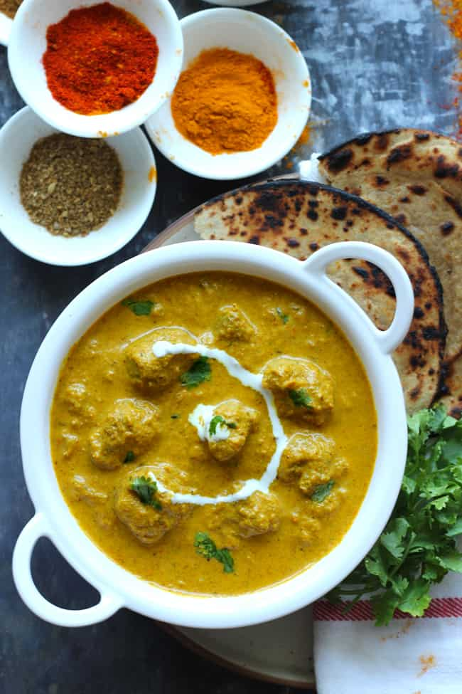 Shahi Soya Curry