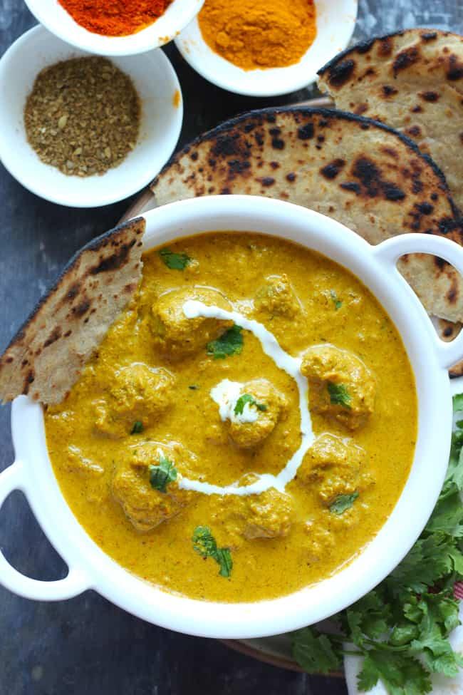 Shahi Soya Curry