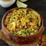 Indian Style Cauliflower Rice