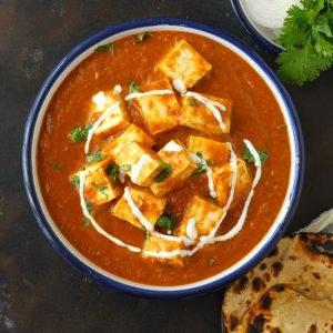 Restaurant Style Paneer Makhani