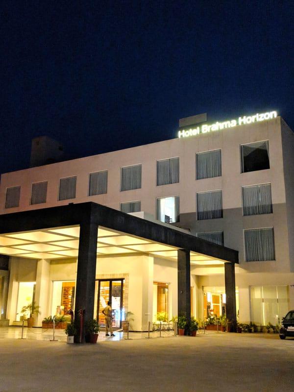 Hotel Brahma Horizon