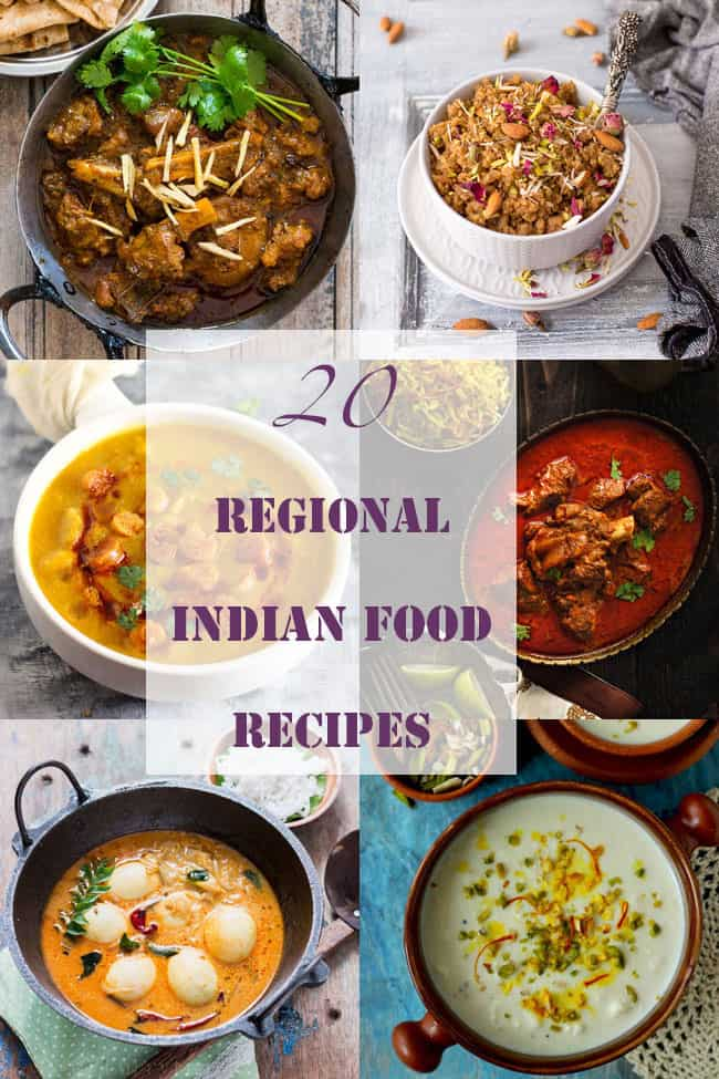 20 Traditional Indian Food Recipes - Fun FOOD and Frolic