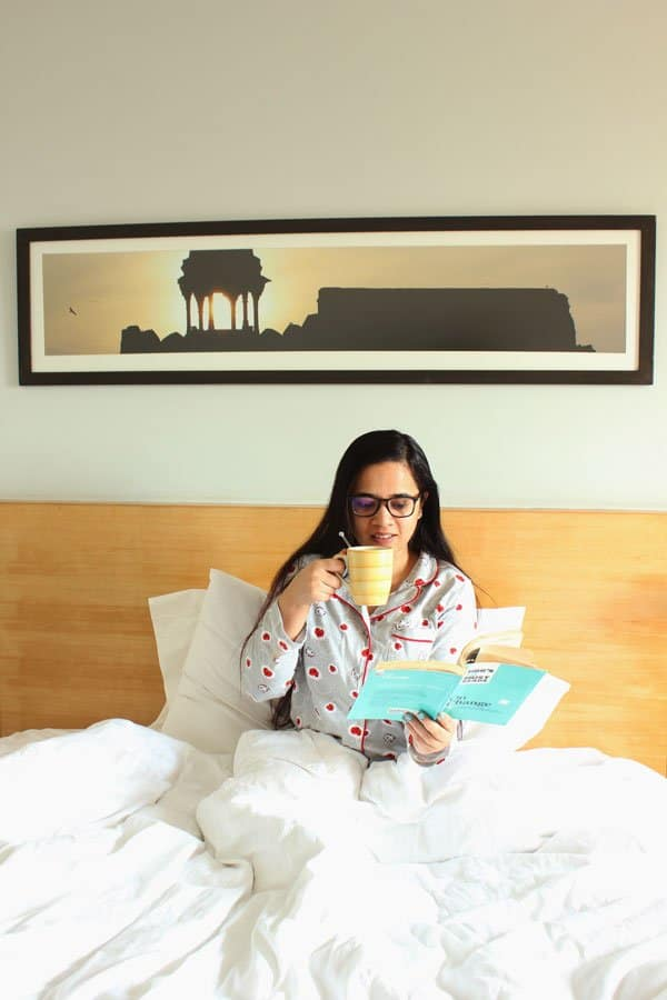 Staycation at IBIS Gurgaon