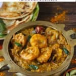 Prawn Masala Chettinad Style Eral Pepper Masala Fun Food And Frolic
