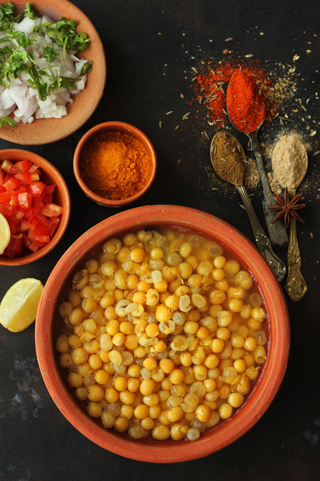 Matar Kulcha Recipe