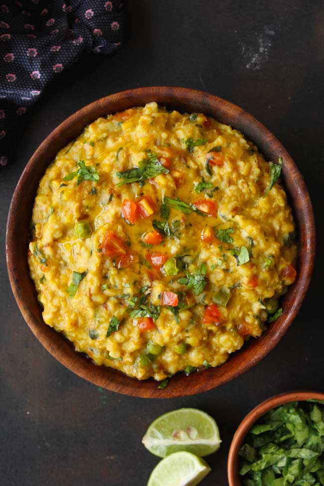 Oats Khichdi Recipe