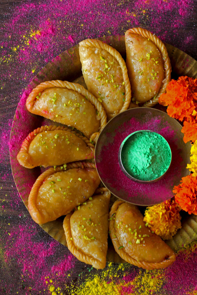 Collection of Holi Recipe