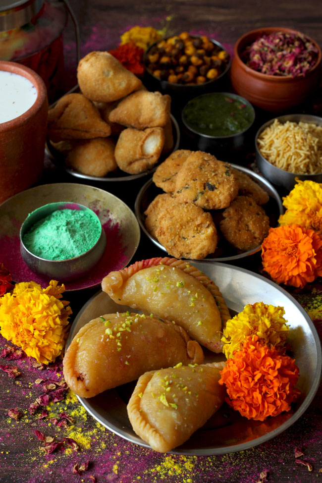 collection of best Holi recipes