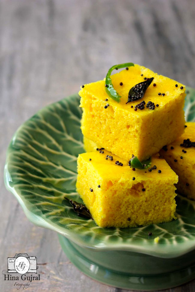 5 Minute Instant Microwave Dhokla Recipe
