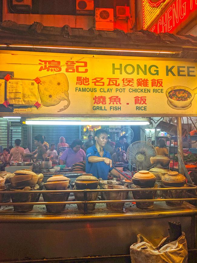Petaling Street, Chinatown